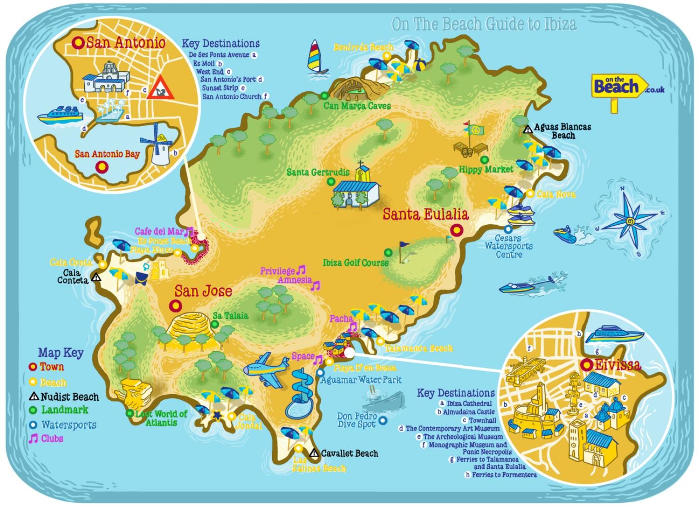 grootste eiland middellandse zee